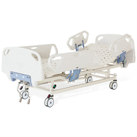 Two-crank Hospital Bed